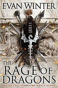 The Rage of Dragons cover