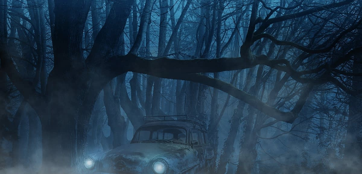 Lost Girl Fanfiction Bo car abandoned in the woods