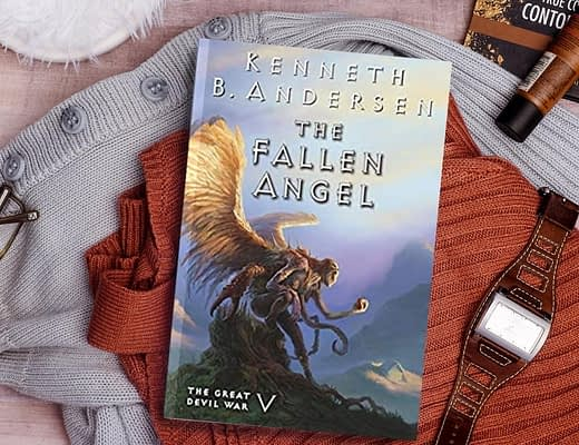 book review The Fallen Angel