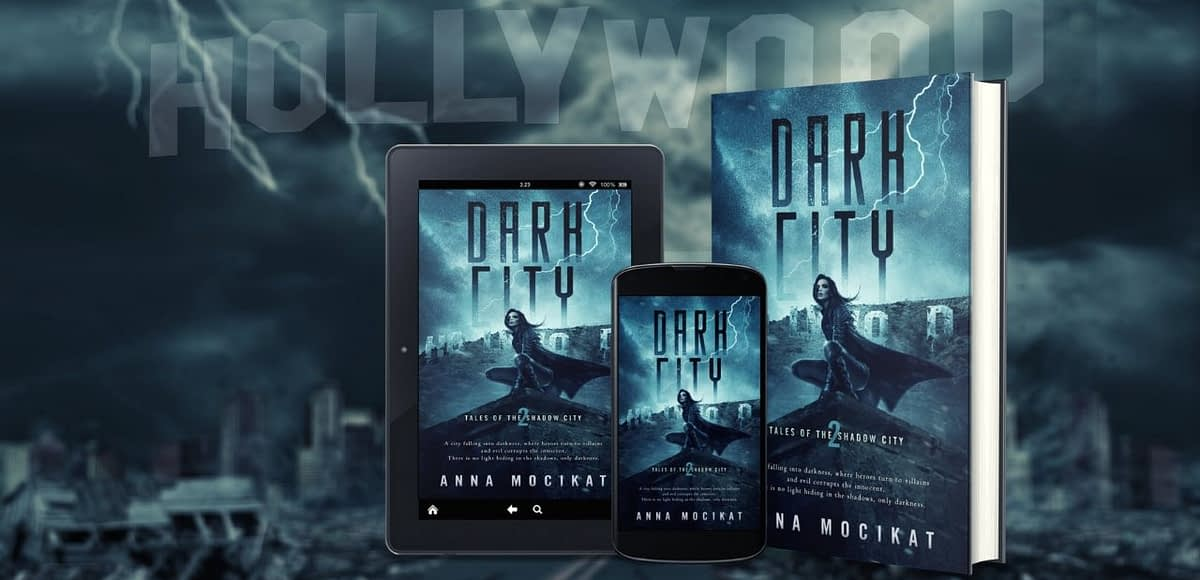 Dark City cover reveal