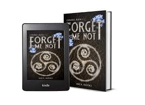 Forget me not - Book by Anca Antoci
