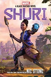 Shuri: A Black Panther Novel cover