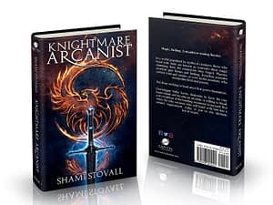 KNIGHTMARE ARCANIST -3D COVER