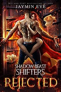 Rejected (Shadow Beast Shifters Book 1) cover