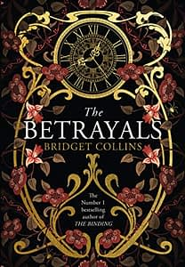 The Betrayals cover
