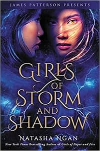 Girls of Storm and Shadow cover