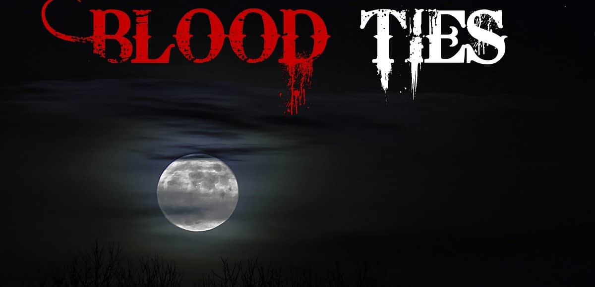 Blood Ties Fanfic cover photo Henry Fitzroy Vocky Nelson