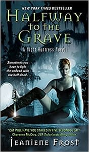 Halfway to the Grave book cover