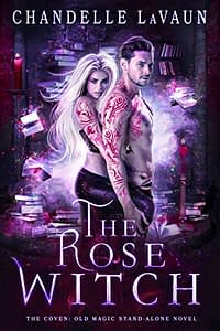 The Rose Witch cover