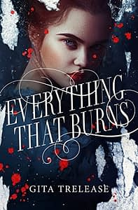 cover of Everything That Burns