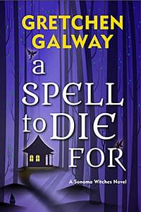A Spell to Die For cover