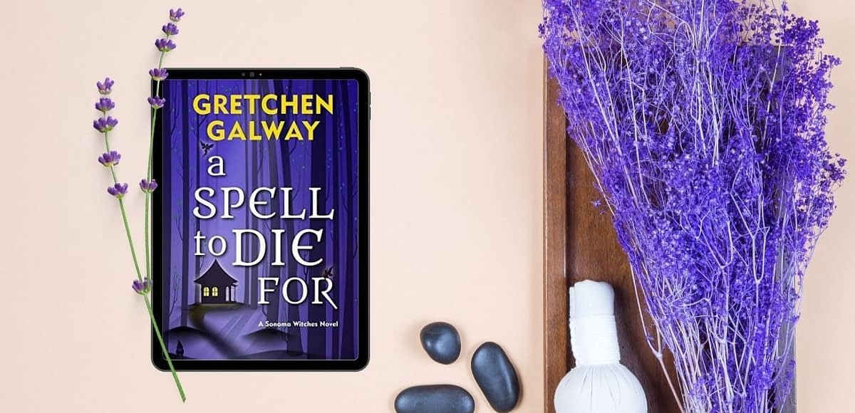 A spell to die for banner