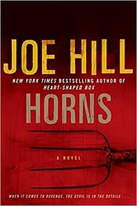 Horns by Joe Hill cover