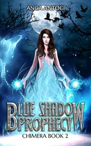 cover of Blue Shadow Prophecy