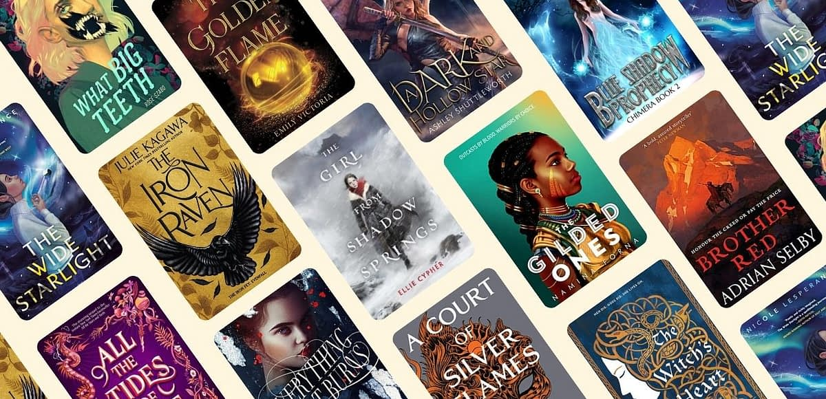 banner of new releases February 2021